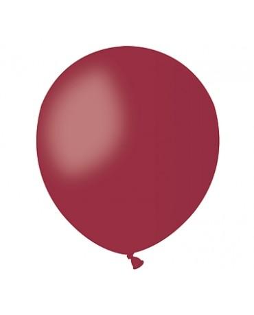 """Latexové balóny  5""""  bordové 10ks"""