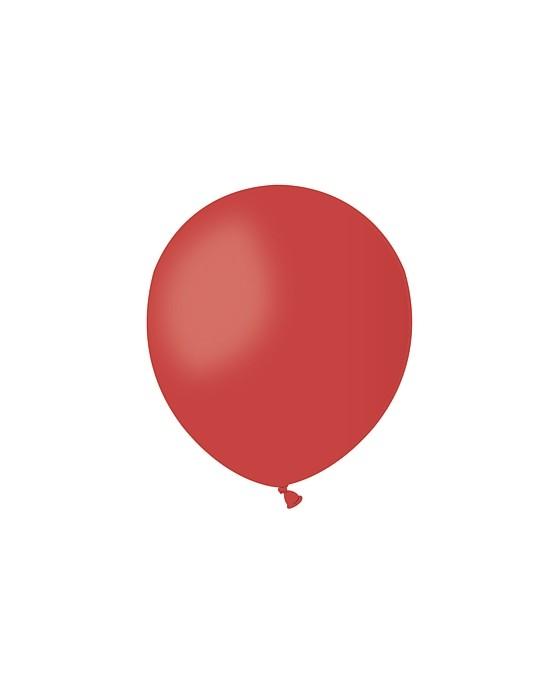 "Latexové balóny  5""- červené 10ks"