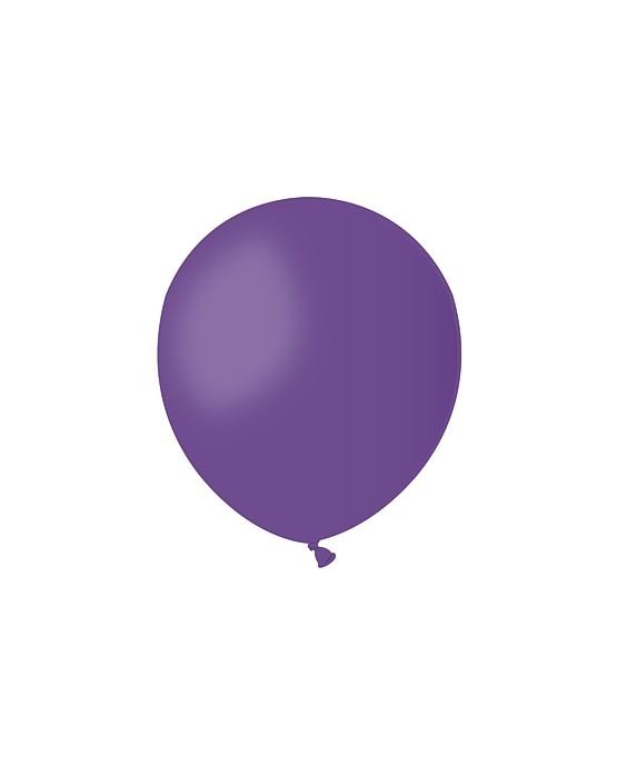 """Latexové balóny 5"""" -fialové 10ks"""