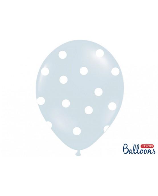 Latexové balóny Sloník -modré 30cm 10ks