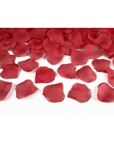 Lupene ruží - červené 100ks