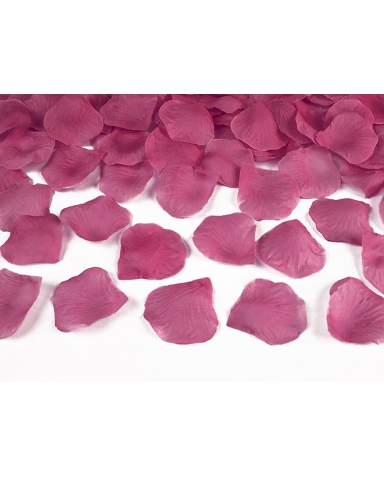 Lupene ruží - ružové 100ks