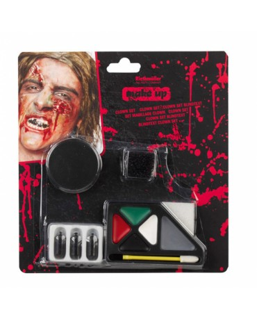 Make-up - Zombie