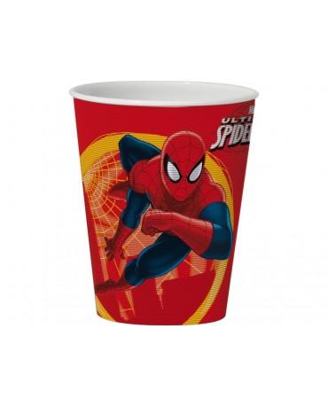 Plastový pohár 3D  Spiderman  350 ml