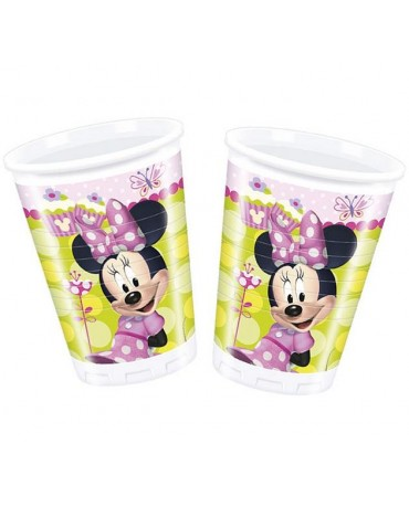 Poháre Minnie - Tique 200ml - 8 ks