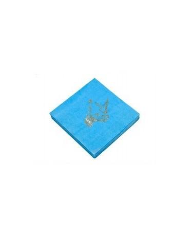 Servítky 1. sväté prijímanie - modré 20ks