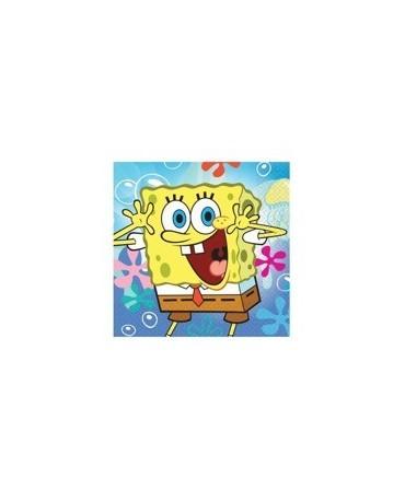 Servítky Spongebob  33 cm - 20 ks