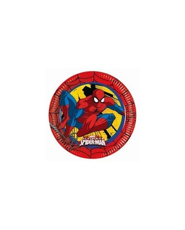Tanieriky Ultimate Spiderman Power 23 cm - 8 ks