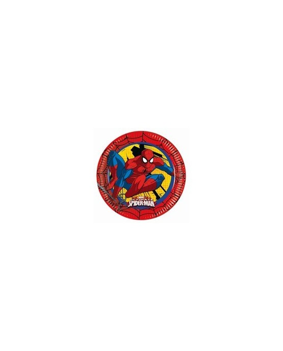 Tanieriky Ultimate Spiderman Power 23 cm - 8 ks