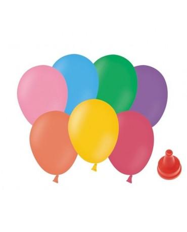 Vodné balóny s lievikom 100ks