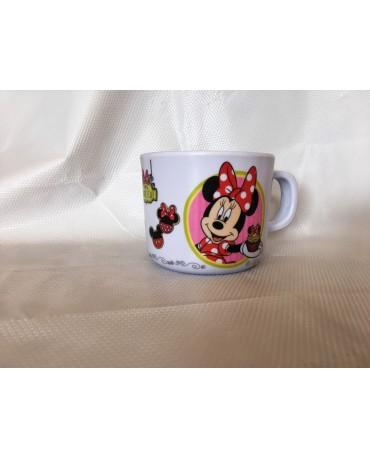 Plastový hrnček Minnie mouse 225 ml