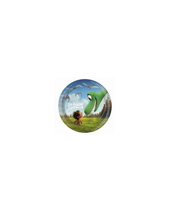 Tanieriky Dobrý dinosaurus 20 cm 8ks