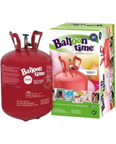 Hélium - 30 balónkové