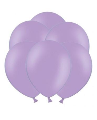 "Pastelové balóny levandulové 10"" 100ks"