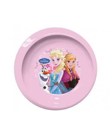 Plastový tanier  Frozen 20cm