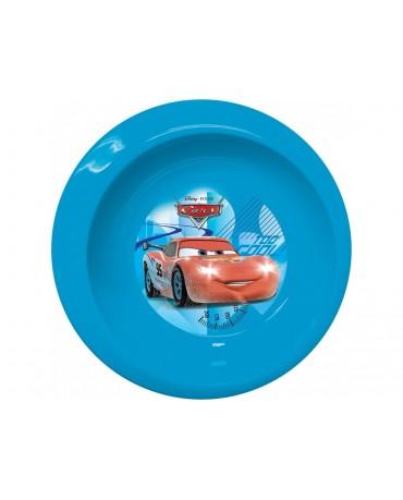 Plastová miska Autá na ľade 16cm