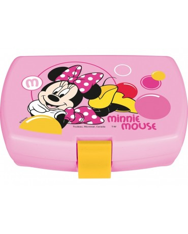 Box na jedlo Minnie Mouse 16x11cm