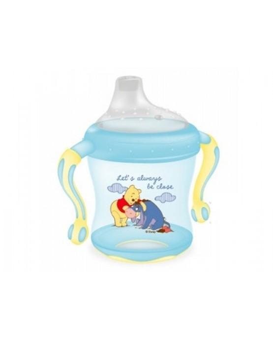 Plast. fľaša  Macko Pu 240 ml