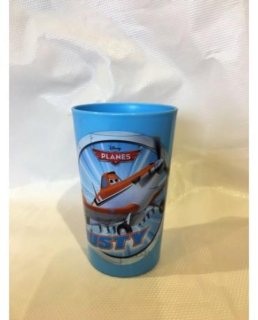 Plastový pohár Lietadlá 225 ml