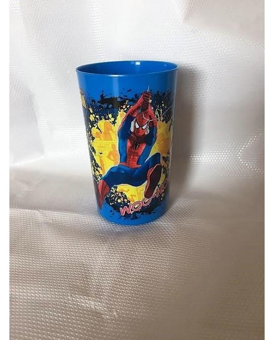 Plast. pohár Spiderman 225 ml