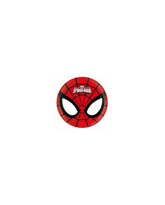 Tanieriky Ultimate Spiderman Power 20 cm - 8 ks/P164