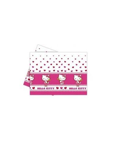 Obrus Hello Kitty 120x180 cm