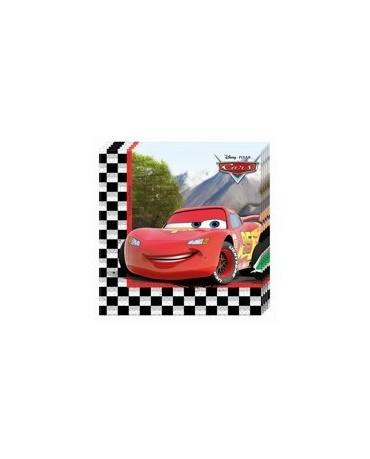 Servítky Autá - Formule 33cm 20ks/P152