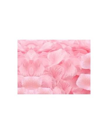 Lupene ruží - bledoružové 100ks