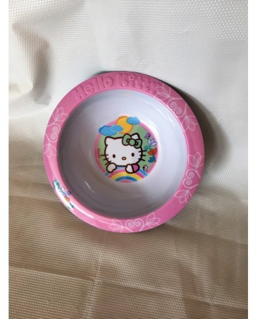 Plast. miska Hello Kitty 16 cm