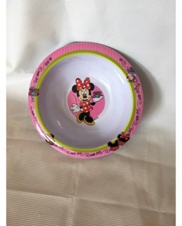 Plastová miska Minnie Mouse 16cm