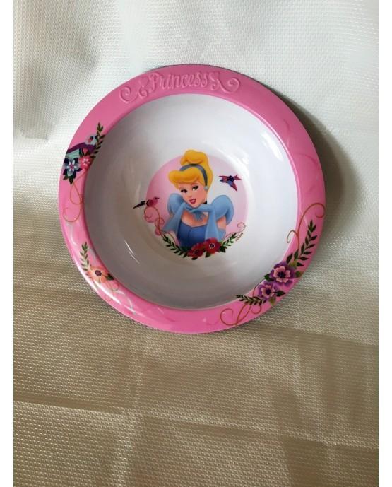 Plast. miska Princess 16cm