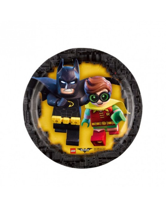Tanieriky Lego Batman 18cm 8ks