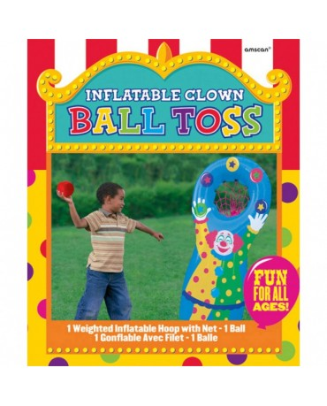 Hra - nafukovací klaun