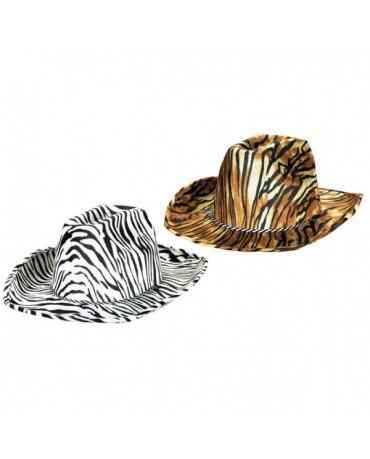 Retro klobúk 80.roky