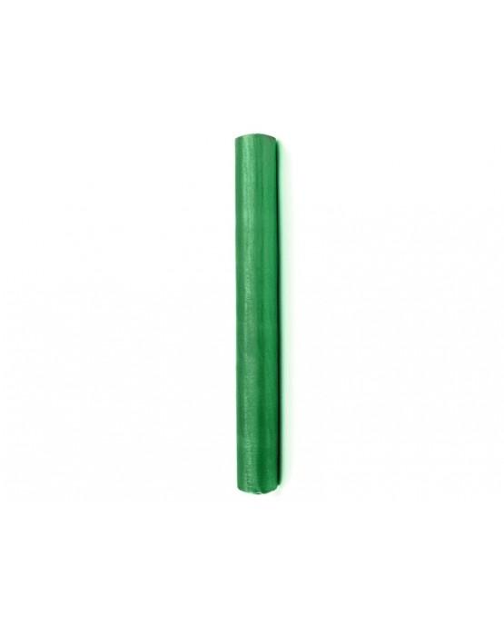 Organza - hladká smaraghdová 36cmx9m/P121