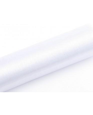 Organza - biela 16cmx9m