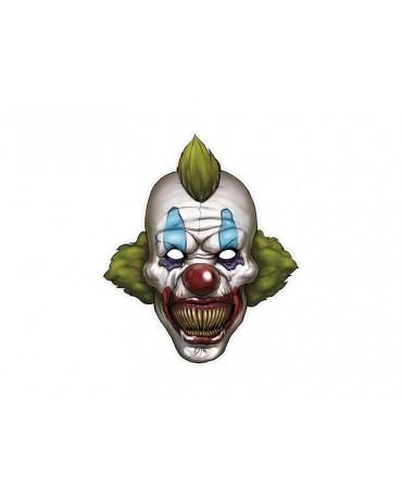 Maska -strašidelný klaun