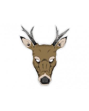 Maska -jeleň