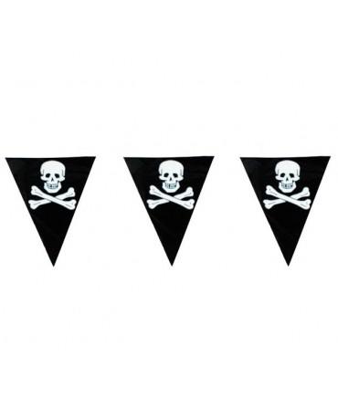 Banner vlajok Piráti 150cm 1ks/P221