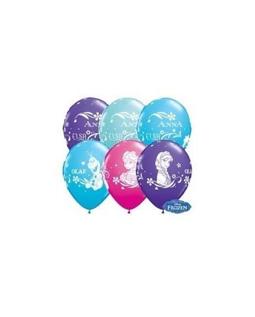 Latexové balóny Ľadové kráľovstvo 30cm 10ks