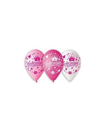 Latexové balóny princezné 30cm 10ks