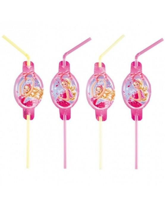Slamky Barbie Pink Shoes 8ks