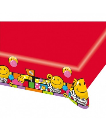 Obrus Smiley World 120x180cm