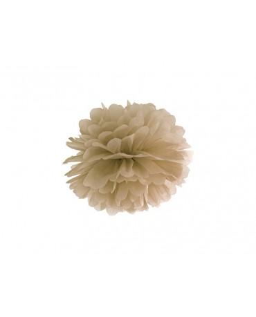 Pompón -karamelová farba 25cm