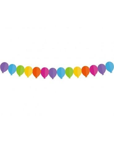 Girlanda - balóniky 3,60m