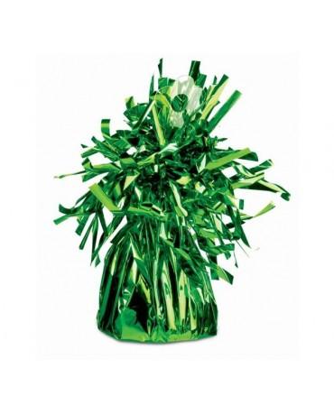 Závažie na balóny -taška-zelená