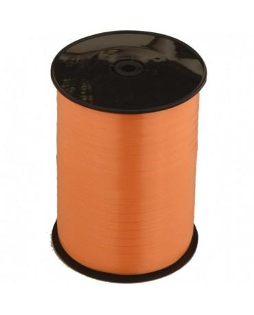 Stuha na balóny - oranžová 500m x5mm