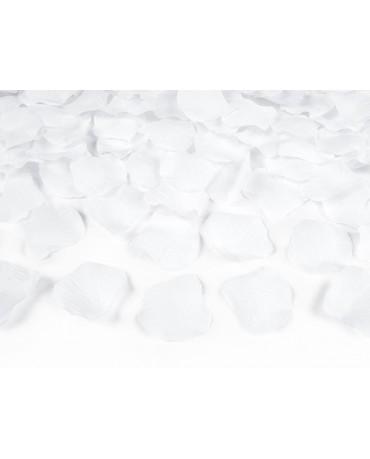 Lupene ruží -biele 500ks