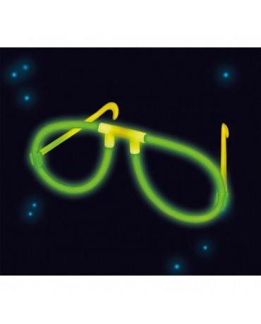 Svietiace okuliare - žlté