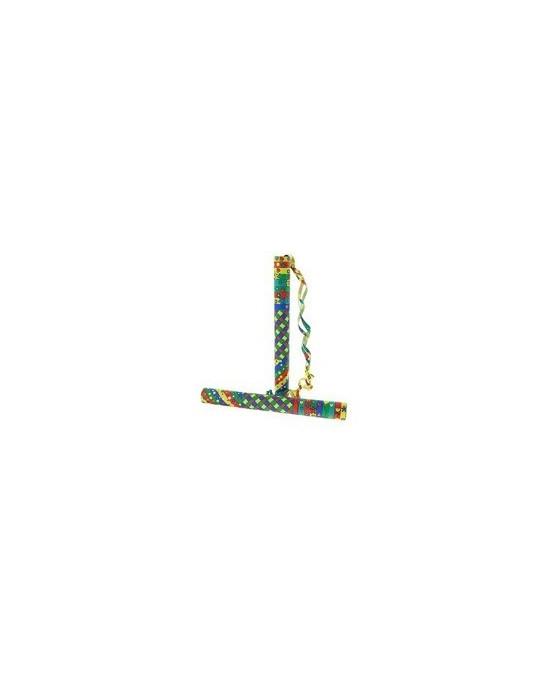 Serpentíny dvojstranné - mix vzorov viacfarebné 4 m - 1 ks/P111